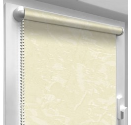 Рулонная штора Венеция цвет светлое-золото 120*170см